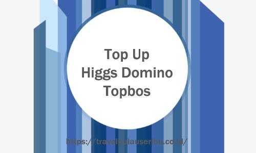 Top Up Higgs Domino